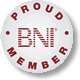 BNI of the Ozarks Proud Member
