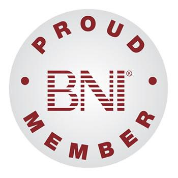 Become a proud BNI of the Ozarks member